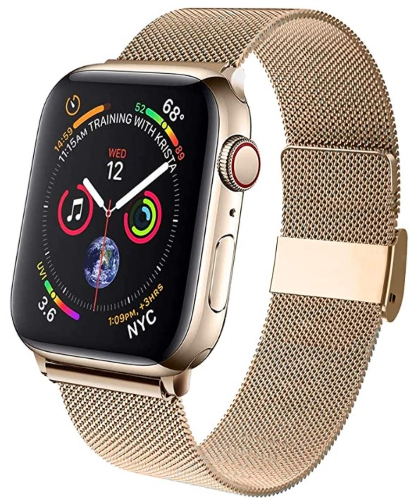 GBPOOT Apple Watch  Stainless Steel Band