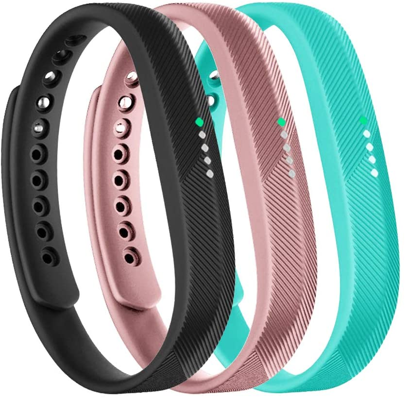 Tkasing Bands Compatible with Fitbit Flex 2